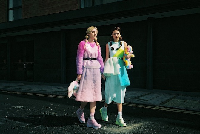 LCF Graduation Collection 2012 by Elly Cheng in THISISPAPER MAGAZINE